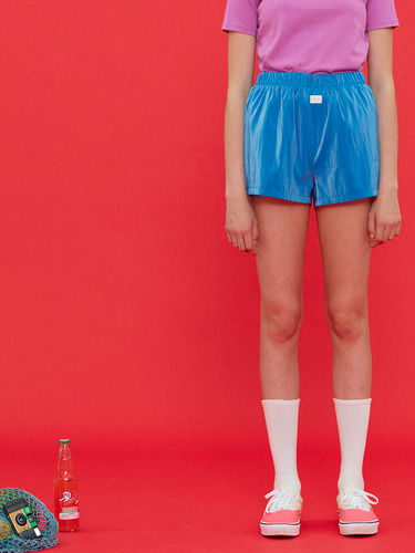 DOLLS ONLY SWIM SHORTS/BLUE